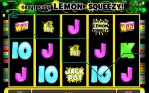 easy peasy lemon squeezy slot